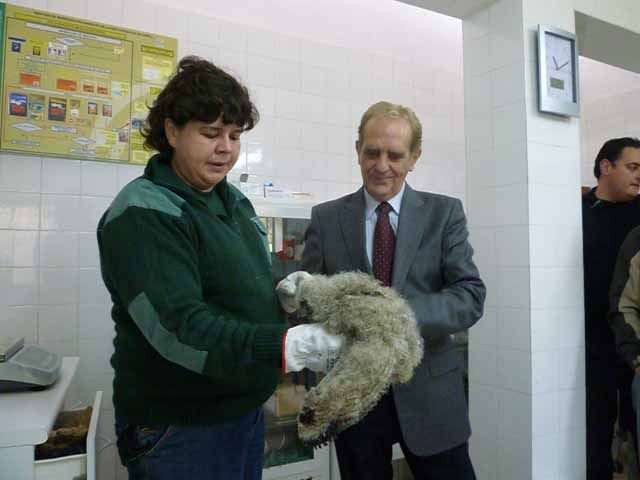 La Junta cede al zoo de Córdoba 6 ejemplares de aves y reptiles del Centro de Recuperación de Especies de Jaén