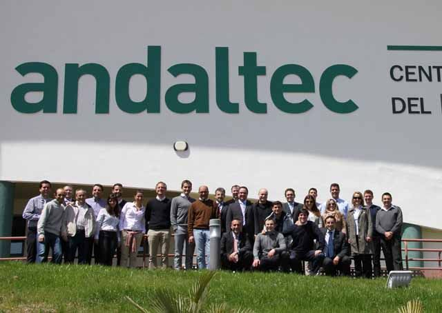 Andaltec acoge la reunión anual de la División de Plásticos de la multinacional Teknia