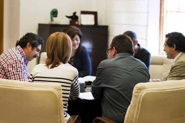 Diputación acuerda con sindicatos el Plan de Formación para empleados municipales de 2012