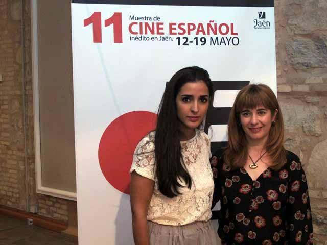 """La actriz Inma Cuesta destaca que """"es un gran regalo recibir el Premio Miguel Picazo en mi tierra"""""""