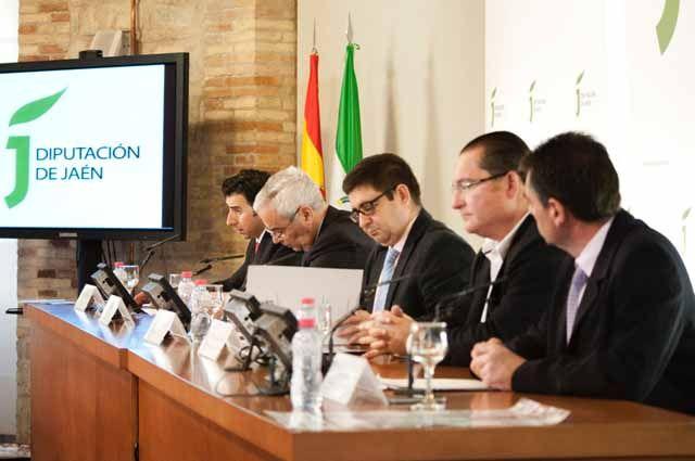 La Diputación colabora en Futuroliva 2012, que se celebrará en Baeza entre los días 31 de mayo y 3 de junio