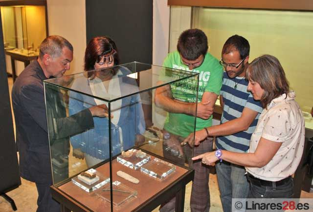 Las excavaciones de Cástulo siguen llenando de contenido el Museo Arqueológico