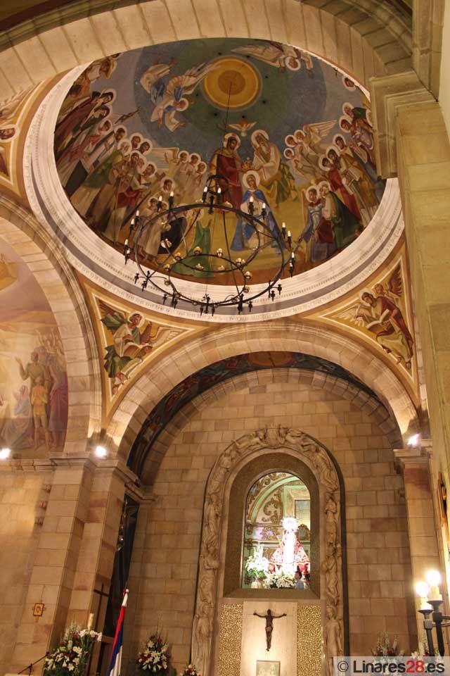 Linares renueva su voto a la Virgen de Linarejos