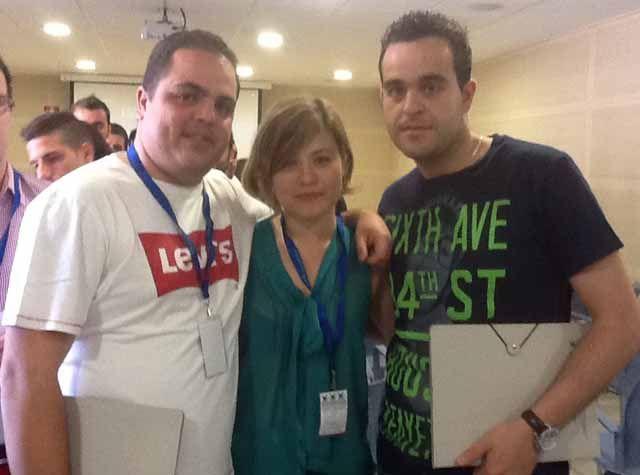 La linarense Laura Berja elegida vocal de la Comisión Permanente del Consejo de la Juventud en representación de las Juventudes Socialistas de Andalucía