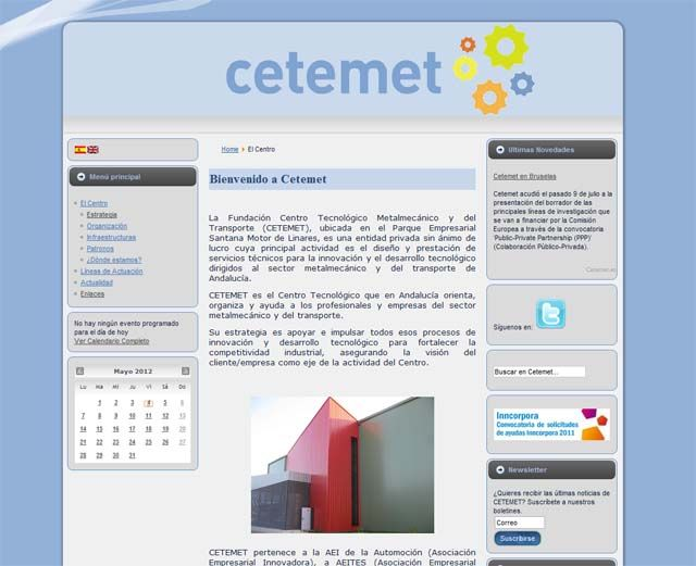 CETEMET trabaja con quince PYMES andaluzas del sector en la búsqueda de nuevos mercados exteriores