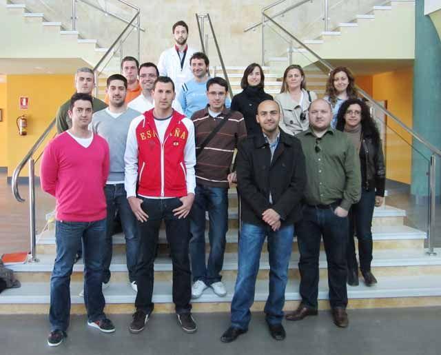 Andaltec forma a 15 desempleados en diseño mecánico de modelado paramétrico de piezas de plástico