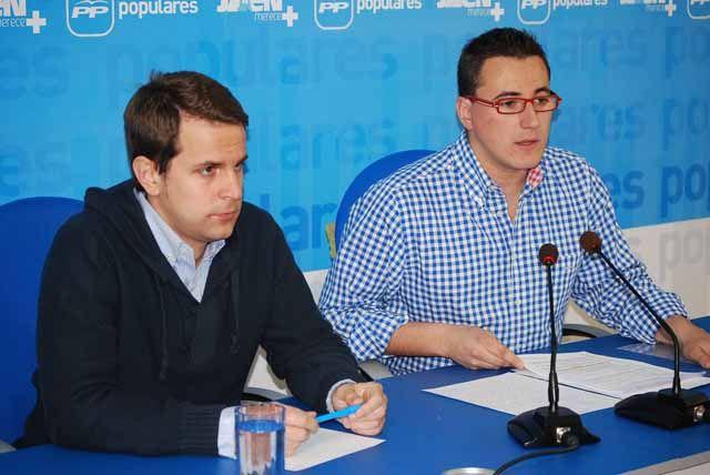 NNGG de Jaén destaca la apuesta del Gobierno por la juventud y por la sostenibilidad del sistema educativo