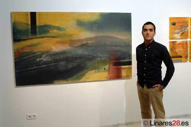 Rafael Cerdá Flores expone en la Galería Cristóbal Bejarano