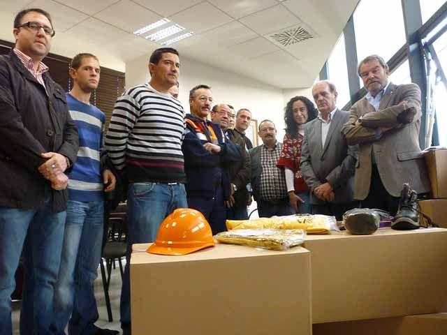 Medio Ambiente contabiliza en Jaén 560 voluntarios ligados al Plan Infoca a través de los Grupos Locales de Pronto Auxilio