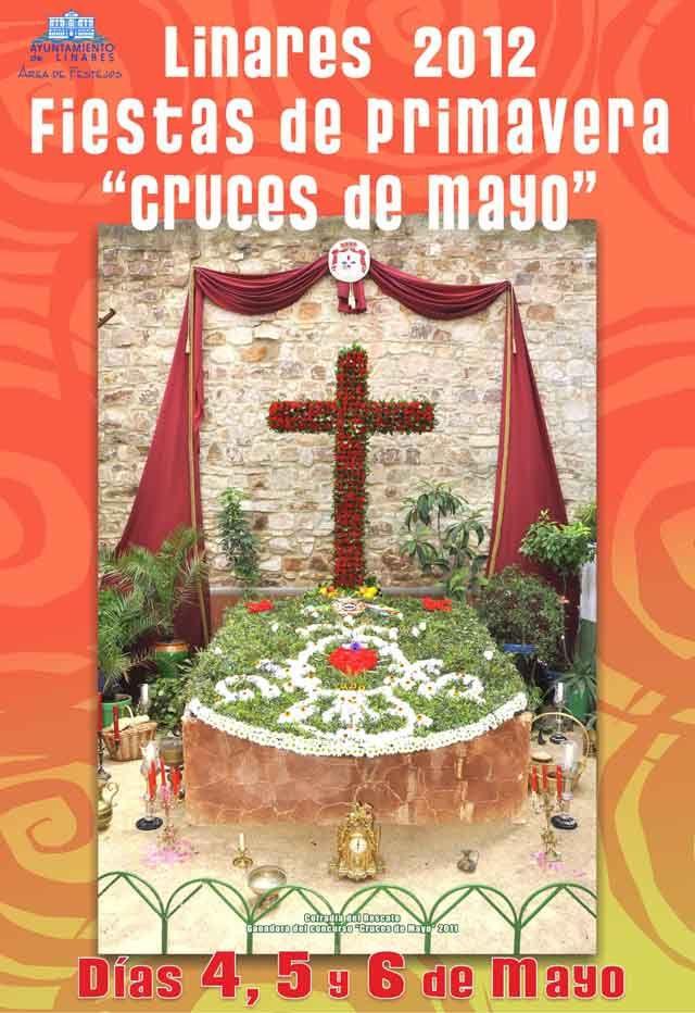 """Linares celebra desde hoy la festividad de """"Las cruces de mayo"""""""