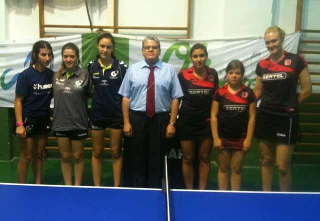 El Club Tenis de Mesa de Linares se puede convertir en el equipo español con más representación en las ligas nacionales de tenis de mesa