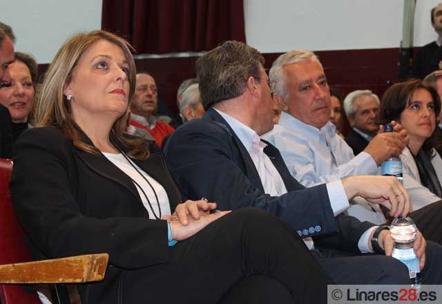 El PP de Jaén muestra su apoyo a los ex trabajadores de Santana y exige a la Junta que cumpla sus compromisos