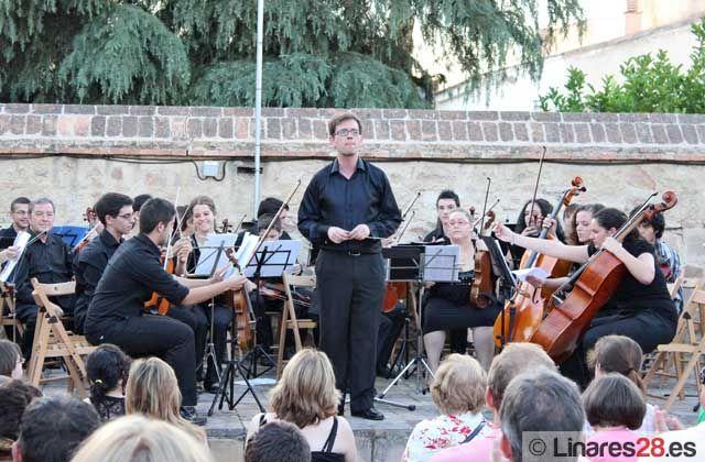 """El patio de la """"Casa Museo Andrés Segovia"""" se llenó de música"""