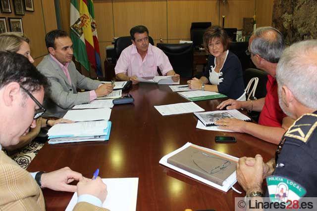 Valoran positivamente el curso en el Parque Infantil de Educación Vial de Linares