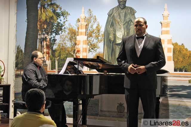 Concierto de canto y piano de Juan Miguel y David Gascón