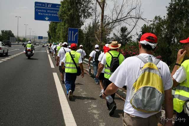 Los exsantaneros se acercan a Sevilla