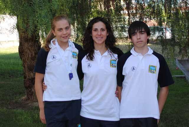 Buenos resultados del Club Deportivo Natación Linares en Mairena del Aljarafe