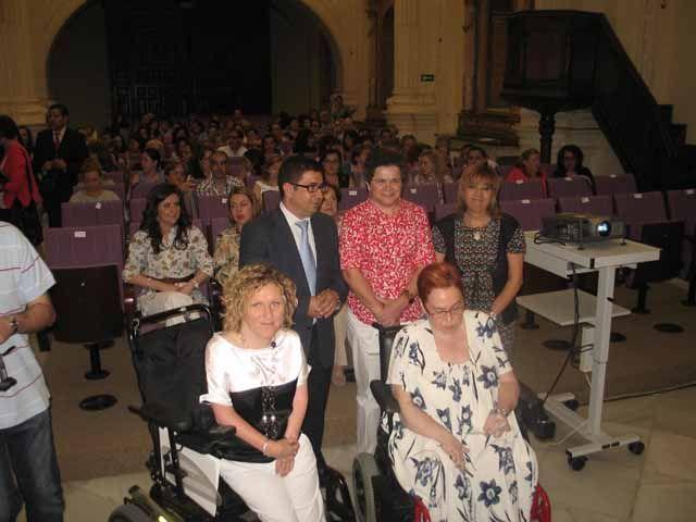 El Consejo Andaluz de Participación apuesta por impulsar la presencia de la mujer en todos los ámbitos de la sociedad