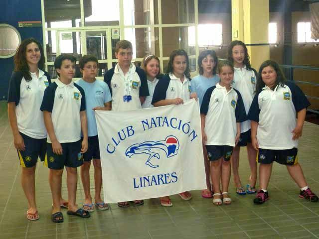 El Club Deportivo Natación Linares en Cádiz