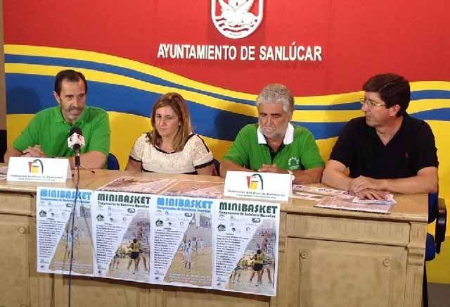 El CAB Linares en el CADEBA de Sanlúcar de Barrameda