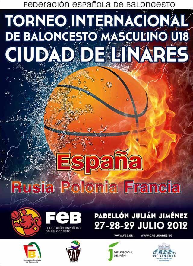 Linares acogerá a la Selección española de baloncesto U-18