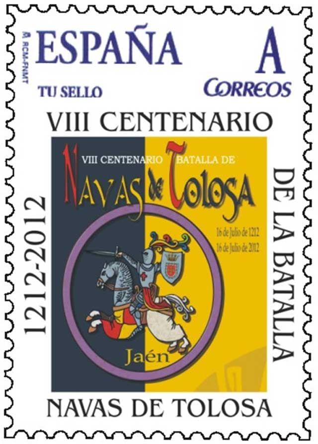 Correos concede un sello personalizado al Círculo Filatélico y Numismático de Linares