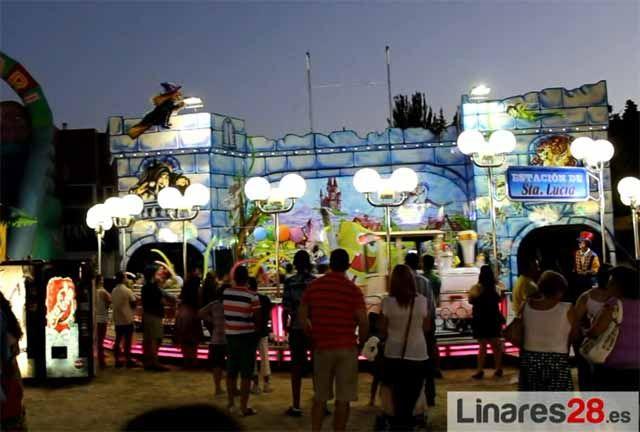 """Gran ambiente para la """"Feria Chica"""""""