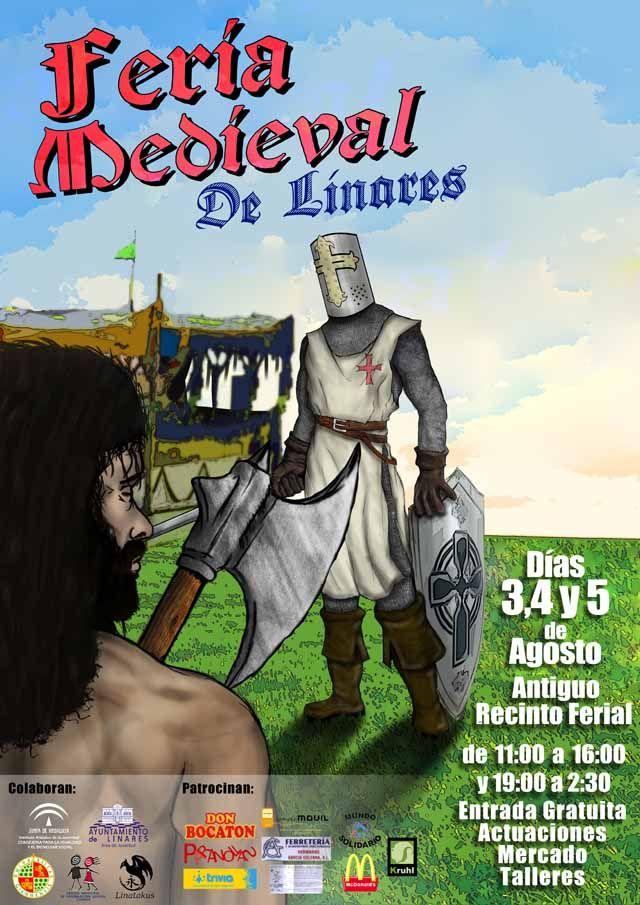 Feria Medieval en Linares