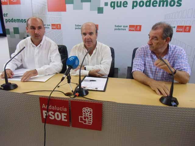 """El PSOE manifiesta su """"no rotundo"""" a la eliminación de entidades locales que plantea el PP y prepara una propuesta alternativa"""