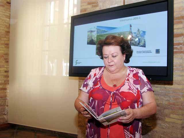 La Diputación recauda en 2011 más del 90% de la cantidad puesta al cobro en voluntaria