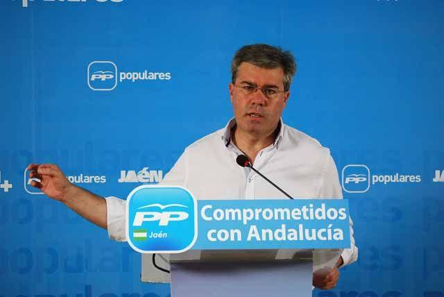 Fernández de Moya destaca el impulso a la autovía Linares-Albacete