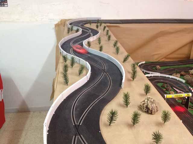 VII rally-slot Ninco Ciudad de Linares