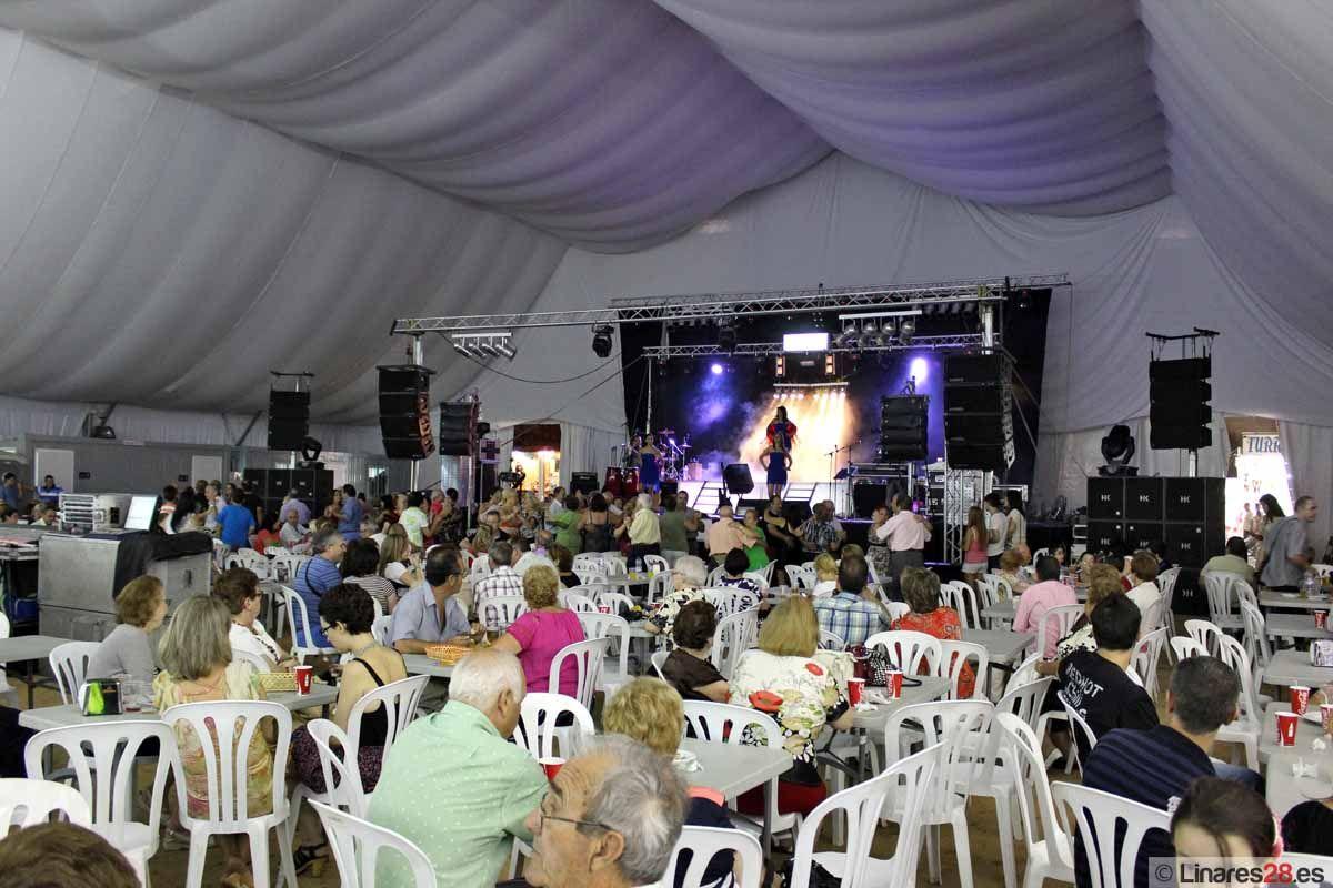 La Feria de Linares se acerca a su final