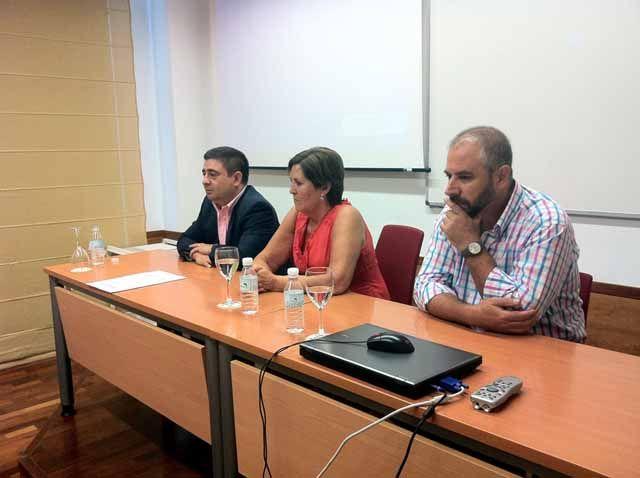 Francisco Reyes reivindica la necesidad de apoyar los proyectos destinados al aprovechamiento de la biomasa