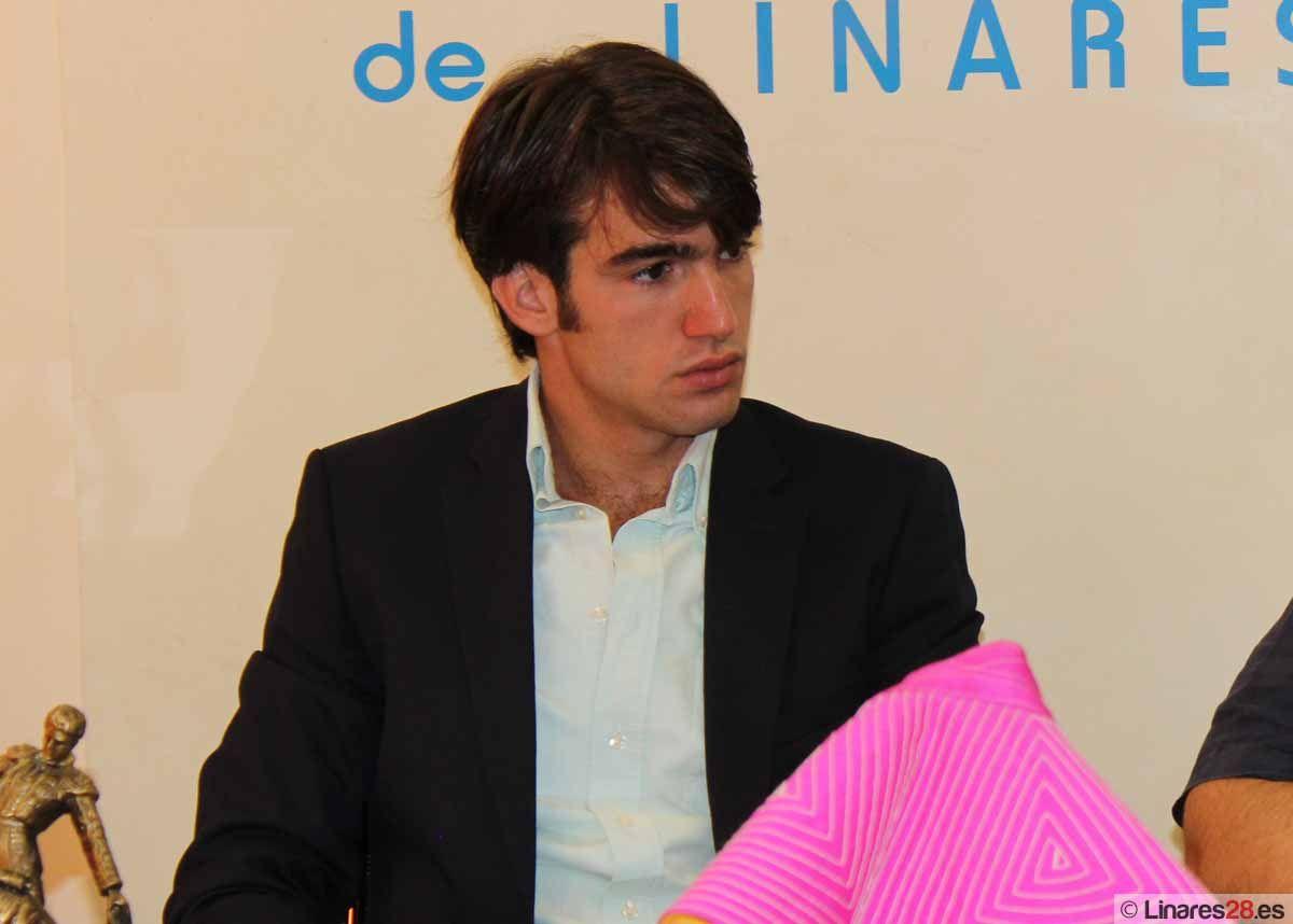 Adrián de Torres, un nuevo torero para Linares