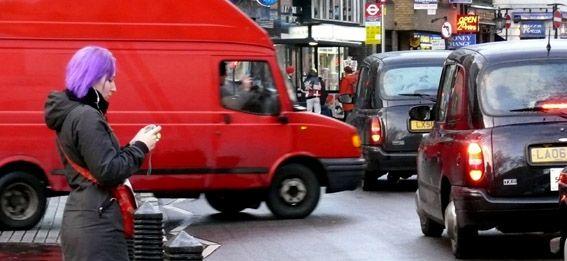 Londres, vanguardia y clasicismo