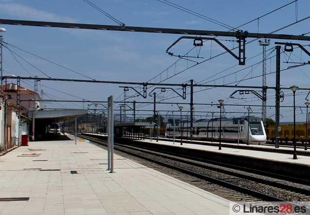 Adif licita la redacción del proyecto de mejora del trazado entre Linares y Córdoba