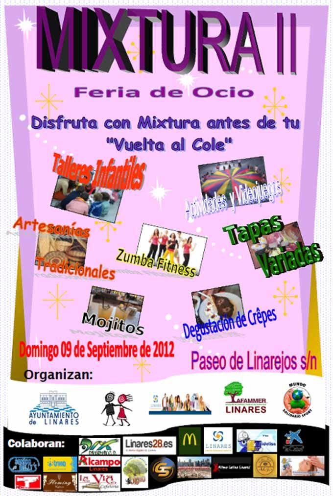 """Mañana se celebra la gran fiesta para despedir las vacaciones de los niños: """"Mixtura II"""""""