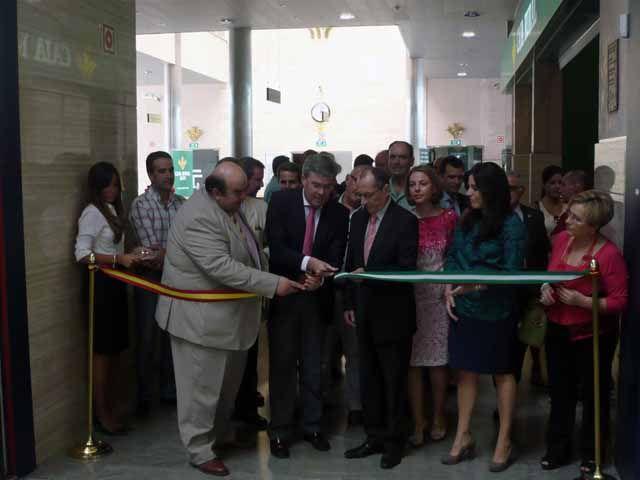 El secretario general de Medio Ambiente inaugura una  nueva edición de la Feria de la Caza y la Pesca 'Ibercaza 2012'
