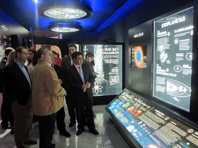 """El """"Cosmolarium"""", un centro dedicado a la astronomía en el castillo de Hornos de Segura, abre sus puertas"""