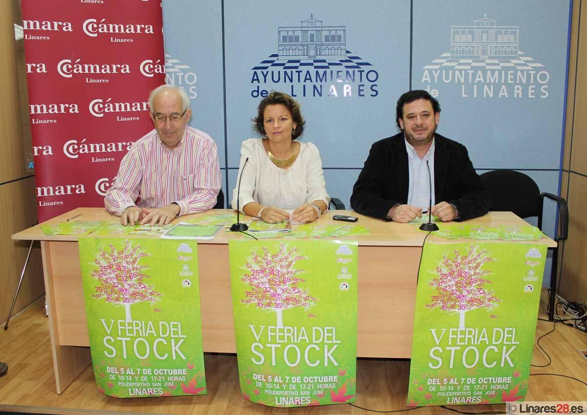 """Llega la """"V Feria del Stock de Linares"""""""
