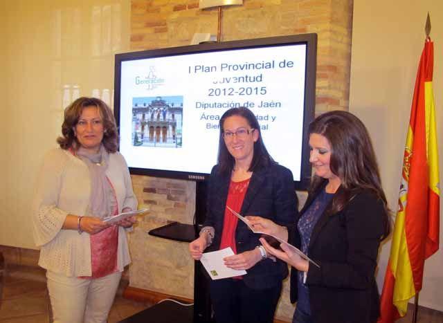 Diputación presenta su Plan de Juventud elaborado con más de 2.000 aportaciones de ayuntamientos y colectivos