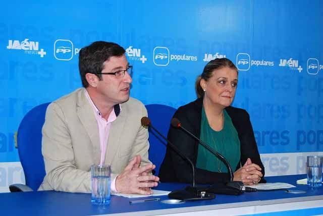 El PP de Jaén pedirá la tramitación del decreto ley de ayudas sociolaborales como proyecto de ley para introducir enmiendas que permitan el cumplimiento íntegro del plan