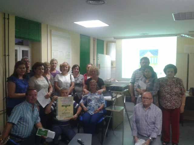 El Distrito Jaén-Norte ha inaugurado en Linares su tercera aula de formación e información para personas con fibromialgia