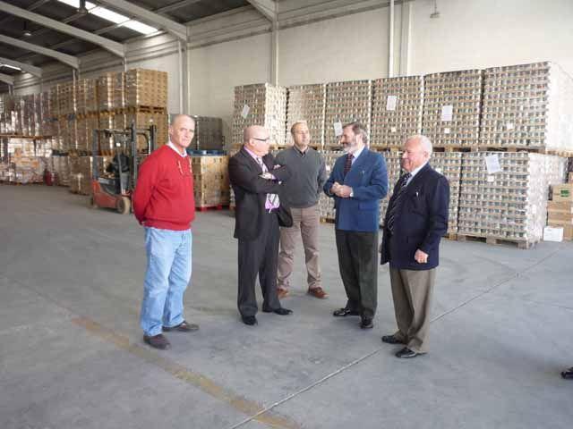 El Plan 2012 de ayuda alimentaria está comenzando a distribuir alimentos a 67.000 jiennenses