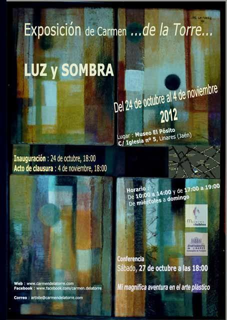 """Últimos días para visitar la exposición """"Luz y sombra"""""""
