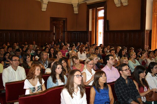 La Universidad de Jaén aumenta este curso un 15% el número de estudiantes extranjeros de movilidad internacional