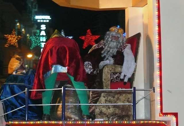Linares ya tiene Reyes Magos para la Cabalgata 2013
