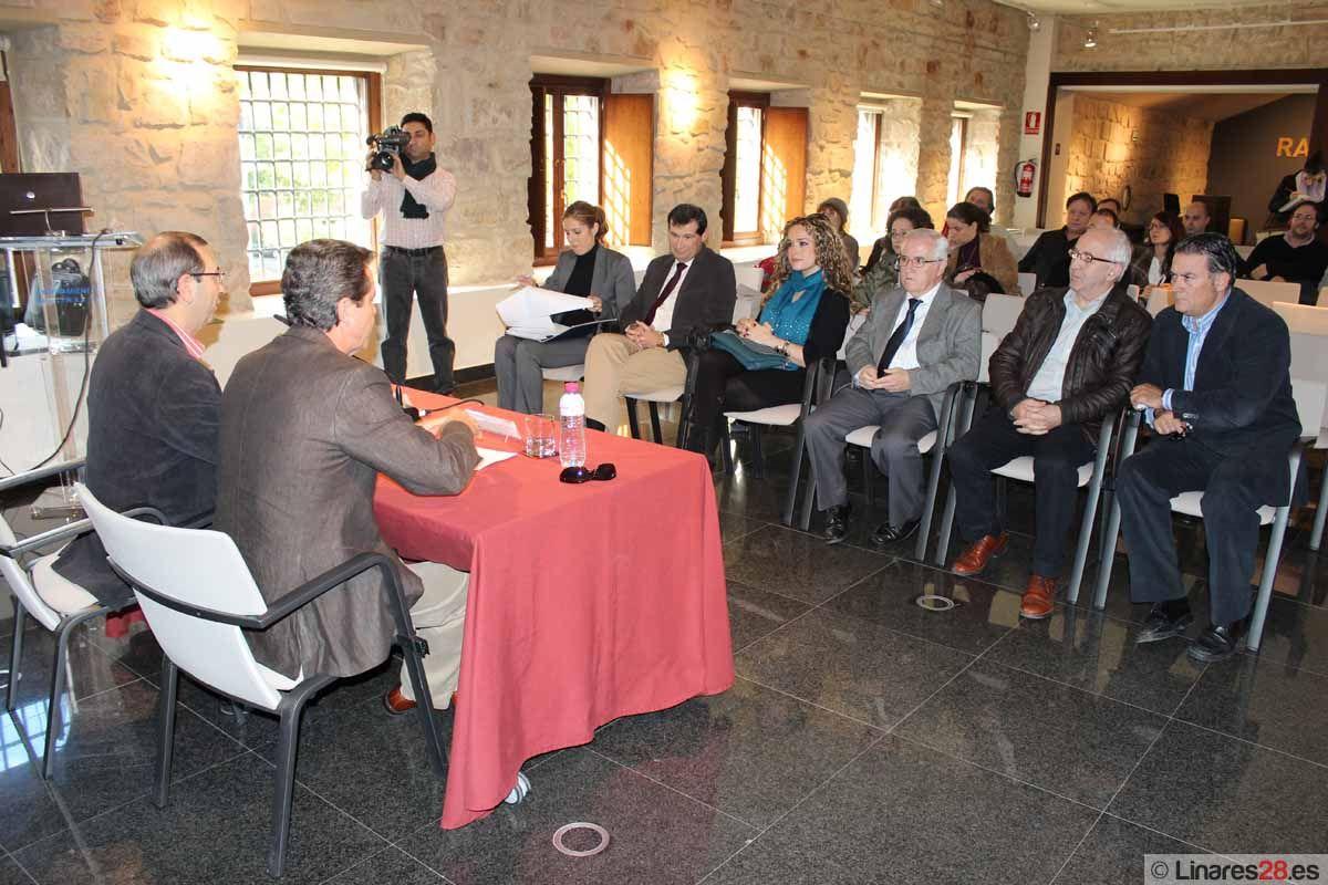 Linares celebra una jornada de sensibilización empresarial del SICTED
