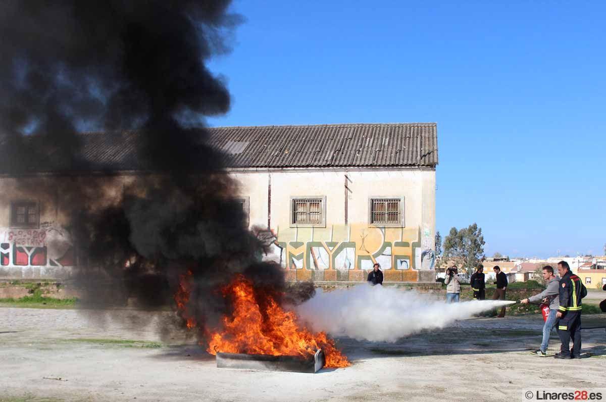 """Hoy comienza la Semana de la """"Prevención de Incendios"""""""